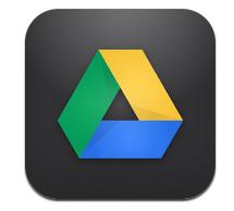iOS6 グーグルドライブアプリケーション