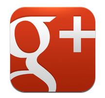 Google+ iPadminiで利用する