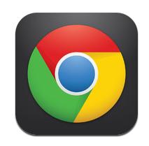 ChromeをiPadminiで使う