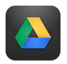 googleドライブをiPadで使う