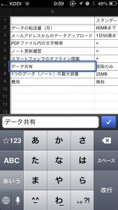 iPhoneでGoogleドライブを編集するのは難しい?
