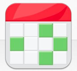 マイカレンダー iPhone