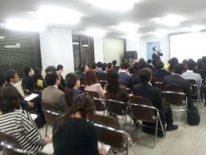 フェイスブックセミナー 東京 2013