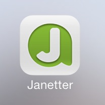 Janetter iPhone