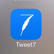 Tweet7 iPhone