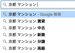 ブログに検索からPVを獲得する