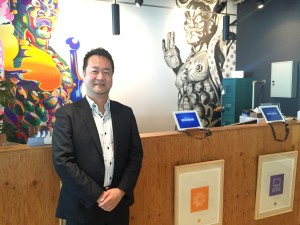 Facebook 中小企業活用 インタビュー