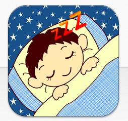 寝られる音楽を流してくれるiPhoneアプリ