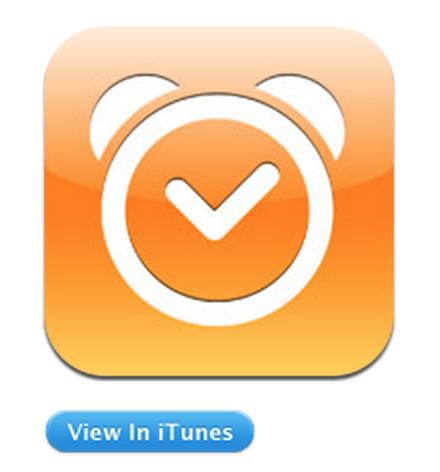 iPhone 目覚まし時計 アプリ